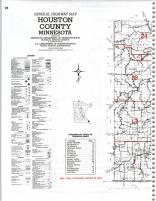 Map Image 018, Houston County 1984